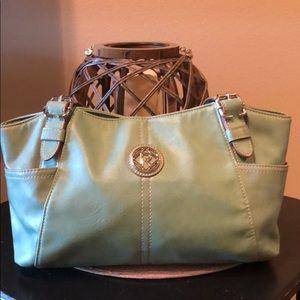 Relic Turquoise Shoulder Bag